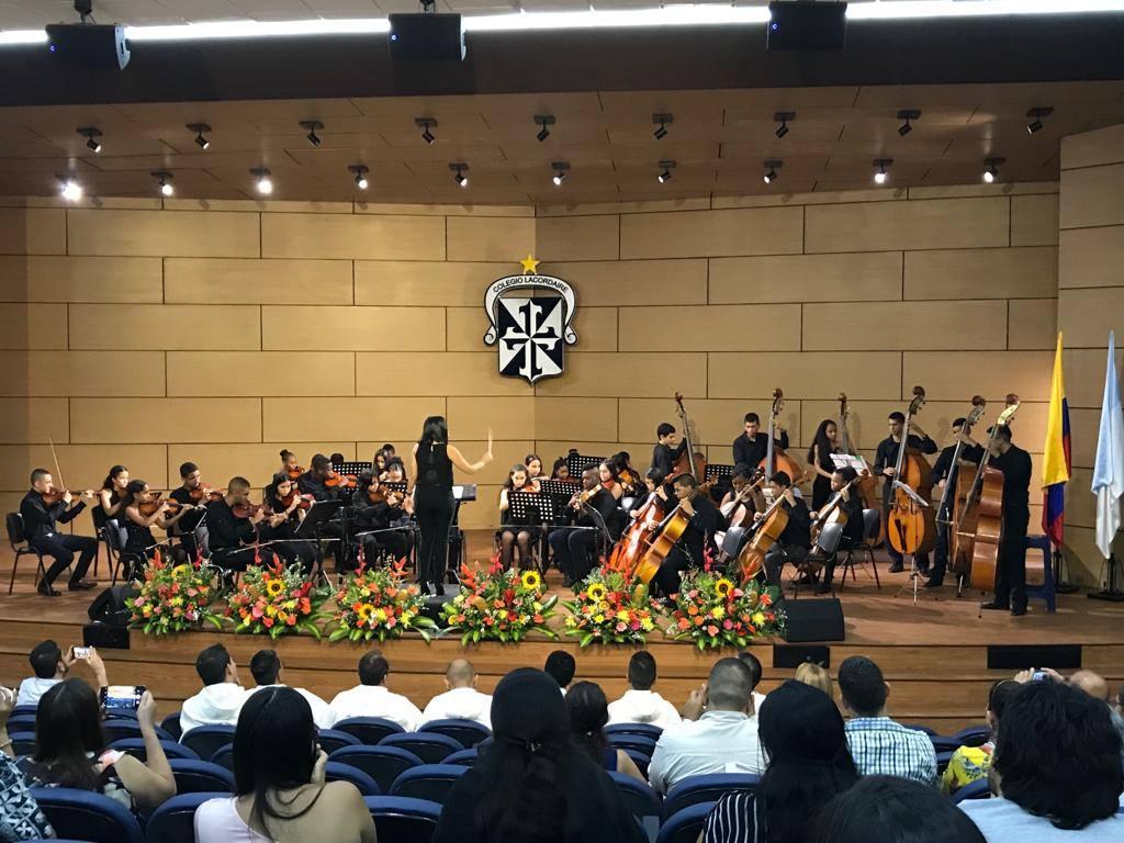 Orquesta de cuerdas