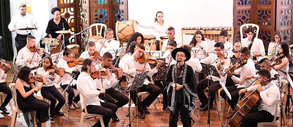 Ensamble musical Desepaz